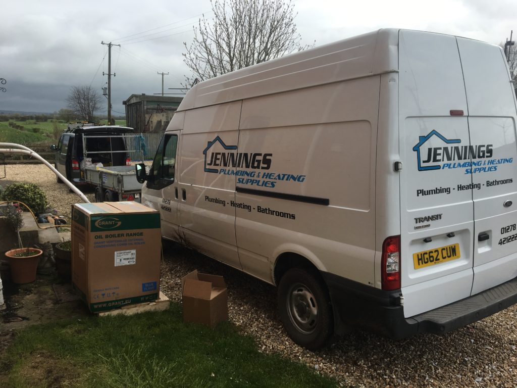 Jennings Plumbing Supplies Delivery