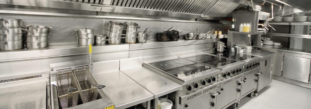 slider Commercial Kitchen